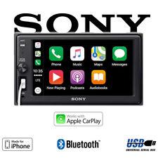 Sony XAV-AX1000  - 2DIN Bluetooth | Apple CarPlay | USB Autoradio Radio TFT Auto