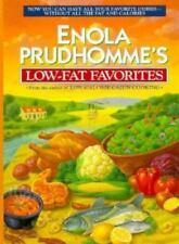 Enola Prudhomme's  Low-Fat Favorites