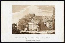 Antique Print-NETHERLANDS-PETER THE GREAT-ZAANDAM-Ireland-1790