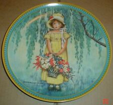 Knowles Collectors Plate EASTER From CHILDHOOD HOLIDAY MEMORIES