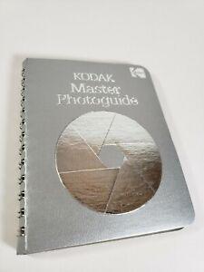 Kodak Master Photoguide Book Guide 1978 Mini Pocketbook Vintage