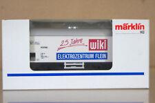 MARKLIN MÄRKLIN 4415 K8095 SONDERMODELL 25 ans Wiki elektrozentrum remorque