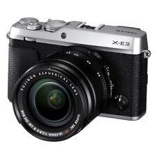 Fujifilm X-E3 Kit 18-55 SILVER CMOS X-Trans III APS-C FUJI XE3