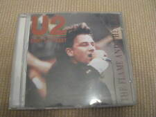 U2-EIGHT 579 BABY/FLAME AND FIRE-LIVE AT CHICAGO-85 - MEGA RARE UNIQUE  PROMO CD