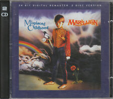 Marillion 2 CD's MISPLACED CHILHOOD  ( EXTENDED VERSION TEILWEISE)