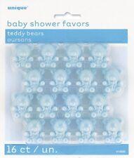 BABY SHOWER (BOY) FAVOURS & DECORATIONS - Room/Table/Cake (Party/Favors)(Unique)