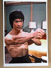 PHOTO BRUCE LEE COLLECTION N°  24 - OPERATION DRAGON