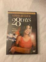 28 Days  Sandra Bullock Viggo Mortensen Special Edition DVD, 2000 WS  New Sealed