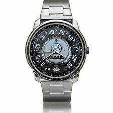 VW Volkswagen Beetle Superbug Classic Mini Car Accessories Sport Metal Watch