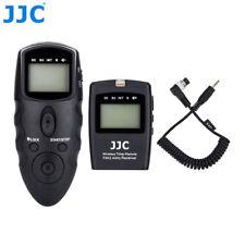 JJC Multifunction Timer Remote Control for Nikon D850 D810 D800 D700 D5 D4S D3
