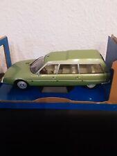 CITROEN CX BREAK 1976 Verde Metallizzato modello di auto mcg 1:18