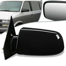 Fit 1999 Chevy Astro GMC Safati OE Style Power Side Door Mirror Left GM1320187