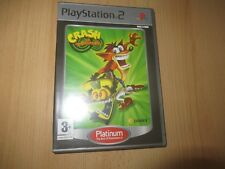 CRASH TWINSANITY SONY PLAYSTATION 2 , BUEN COLECCIONISTAS PAL PS2