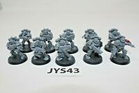 Warhammer Space Marines Blood Angels Tactical Squad - JYS43