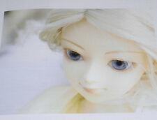 Japanese Shashinshu Photobook Super Dollfie Ball-jointed Doll TENSHI NO SATO BJD