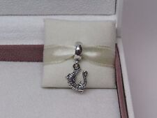 New w/Box Pandora Alligator Crocodile Dangle Charm 791509 Australia Florida