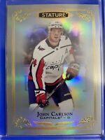 2019-20 Upper Deck Stature #14 John Carlson Washington Capitals