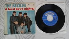 THE BEATLES A HARD DAY'S NIGHT 3 7'EP 45 PORTUGAL PARLOPHONE LMEP 1187
