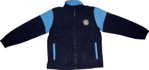 Pittsburgh Penguins NHL Reebok Blue Full-Zip Micro Fleece Jacket