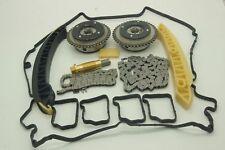 For Mercedes C,E-CLASS CLK M271 C180 200 Camshaft Adjuster+Gasket+Timing Kit