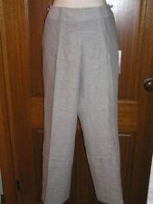 Wool Blend Dress Pants for Women