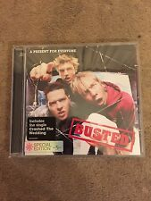 Busted -  A Present For Everyone  CD