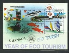 GRANADA. Año: 2002. Tema: AÑO MUNDIAL DEL ECO-TURISMO.