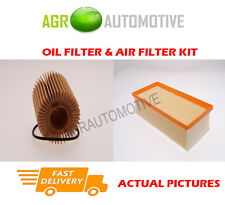 DIESEL SERVICE KIT OIL AIR FILTER FOR TOYOTA AVENSIS 2.0 126 BHP 2006-08