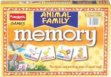 Funskool Animal Families Memory Educational Games Players 2-4 Age 6+