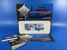CORGI US06004 1974 DODGE MONACO CHICAGO POLICE DEPARTMENT, 1/43, MIB!