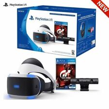 PlayStation VR - GT Sport Bundle (PSVR Headset, PS4 camera, Gran Turismo Sport)