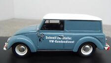 Schuco 450900900 VW Käfer Kombi blau 1 43