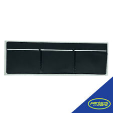 Triple Pocket - Tax | Insurance | NCT | Disk Holder | Windscreen | Black