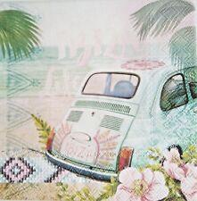 Decoupage paper napkins 4.Servilletas de papel decoupage Ibiza