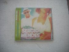 SERGIO MENDES / GREATEST HITS - JAPAN CD  case broken