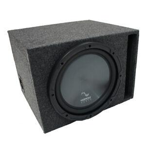 "Universal Car Stereo Vented Port Single 15"" Harmony Audio R154 Sub Box Enclosure"