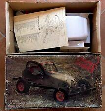 HMI Garbo F1 Stock Car Scorpion Kit Vintage RC 1:8 3,5 Mardave Robbe SG Graupner