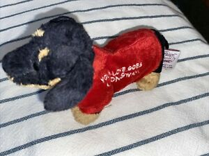 Ganz Heritage Collection Dog Plush Dashing Hund Dachshund In A Sweater