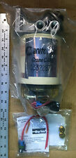 Manitowoc Crane Care Heated Fuel Filter - Fluid Body 7437000851 - NOS - E0914