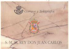 CARNET S.M DON JUAN CARLOS I