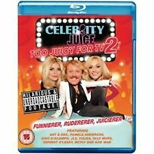 Celebrity Juice - Too Juicy For TV 2 Blu-Ray - New and Sealed
