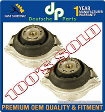 Mercedes Benz W124 W129 S350 S320 Engine Motor Mount Mounts 140 240 22 17 SET 2