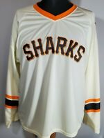 SGA San Jose Sharks X San Francisco Giants Mashup Hockey Jersey Size XL NHL MLB