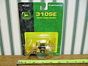 John Deere 310SE Loader/Backhoe First Version By Ertl 1/87th Scale >