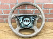 2000-2002 Mercedes-Benz W210 ((Java)) leather steering wheel E320 E430 E280 E240