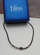 Bliss Collana uomo con perla Tahiti 23091