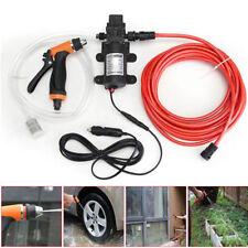5.5L/min Electric Car Wash Washer Self-priming Water Pump Washing Machine Tool