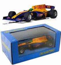 Scalextric C3960 Team F1 Blue Wings Grand Prix DPR Slot Car 1/32