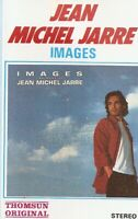 Jean-Michel Jarre..Images. Import Cassette Tape