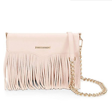 Rebecca Minkoff Universal Fringe Leather Crossbody Bag For iPhone 6/6s, Galaxy S